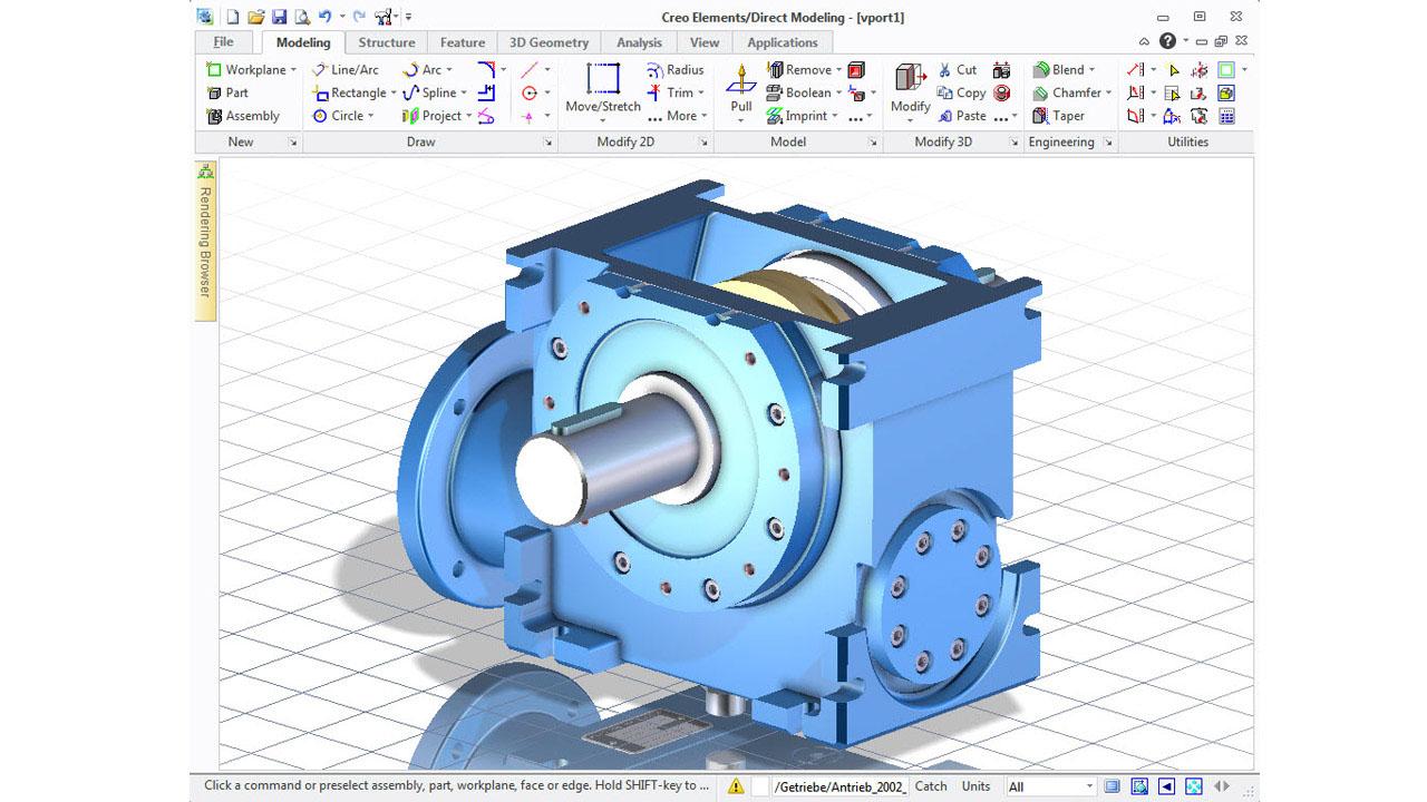 Creo Interface for CATIA V5